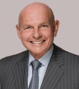 Dr. Elgan P. Stamper Headshot